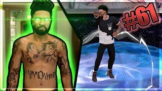 NBA 2k18 MyCAREER - 91 OVR ShotMAKER Upgrade! New Look! Shirtless Tattoos  Ep. 61