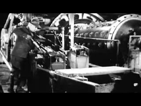 Homestake Gold Mine History South Dakota Saga 1940 CharlieDeanArchives / Archival Footage - The Best