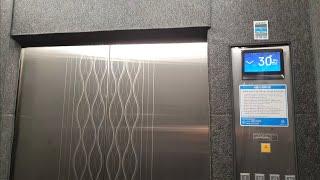 전문건설공제조합 비상용 티센크루프엘리베이터