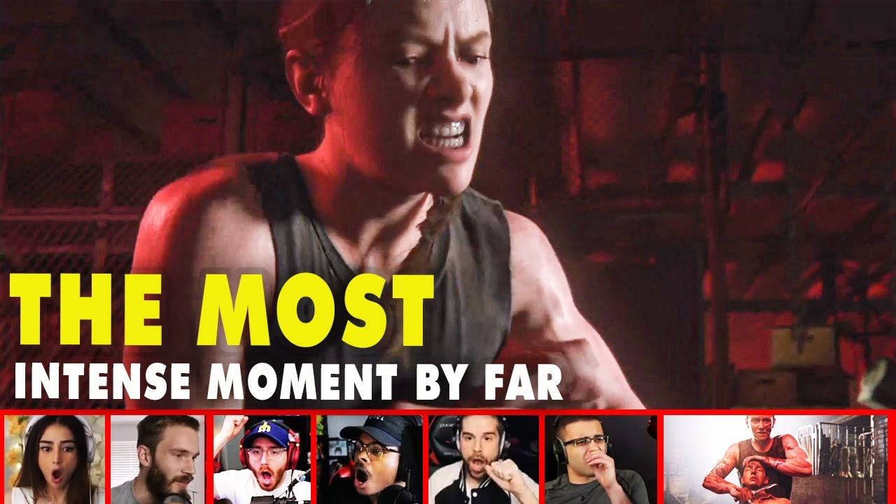 Gamers Reactions To ABBY VS Both Ellie And Dina | Mixed Reactions