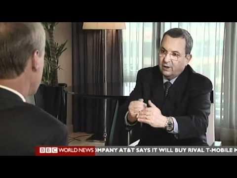Ehud Barak - HARDtalk Interview PT2
