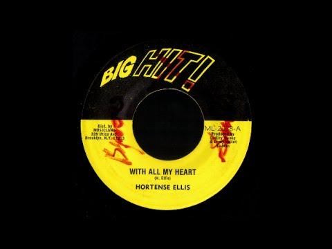 Hortense Ellis - With All My Heart Version (Ja-Man All Star)
