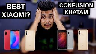 Xiaomi Ka Kaunsa Phone Kharidna Chahiye? - Note 5, Redmi Y2, Redmi 6 Pro, Note 5 Pro