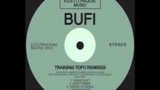 Bufi - Training Tofu (Avanti Terrier Mix) (Electrique Music)