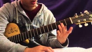 Học guitar đệm hát cơ bản như thế nào? - Phần 2 - Bài tập kết hợp tay Trái và Phải - Cao Tùng