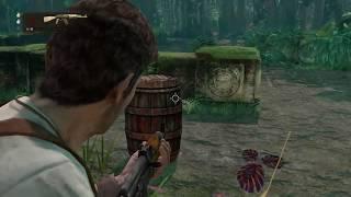 #03 アンチャーテッド エルドラドの秘宝 Uncharted  墜落現場