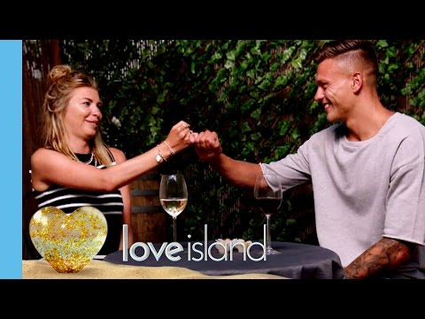 Alex & Olivia Get Alone Time - Love Island