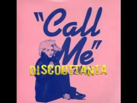 Download 1980 CALL ME BLONDIE EXTENDED VERSIONdescargaryoutube com