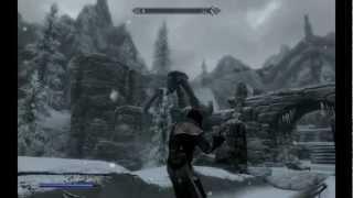 Skyrim: Прикол