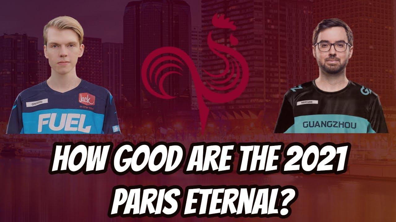 How Good Are The 2021 Paris Eternal?