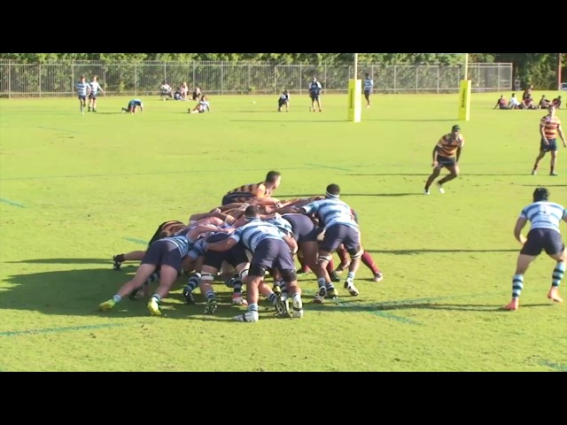 Pindan Premier Grade Tries of the Week - Round Three