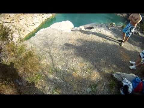 Blacksburg Quarry Jumping