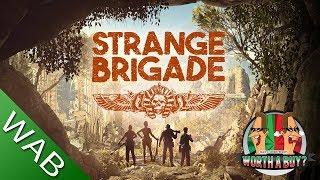 Strange Brigade Review - Worthabuy?