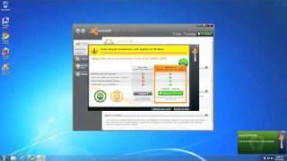 Los tres antivirus más utilizados: Avast, AVG y Microsoft Security Essentials