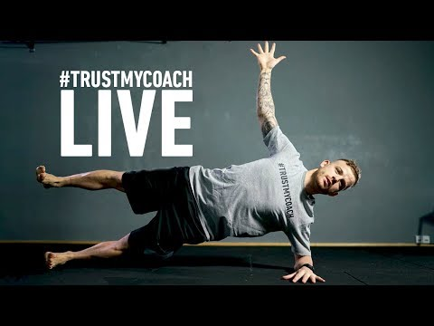 Live-Workout & Q&A with Lucas Kruel #TrustMyCoach (02-02-2018)