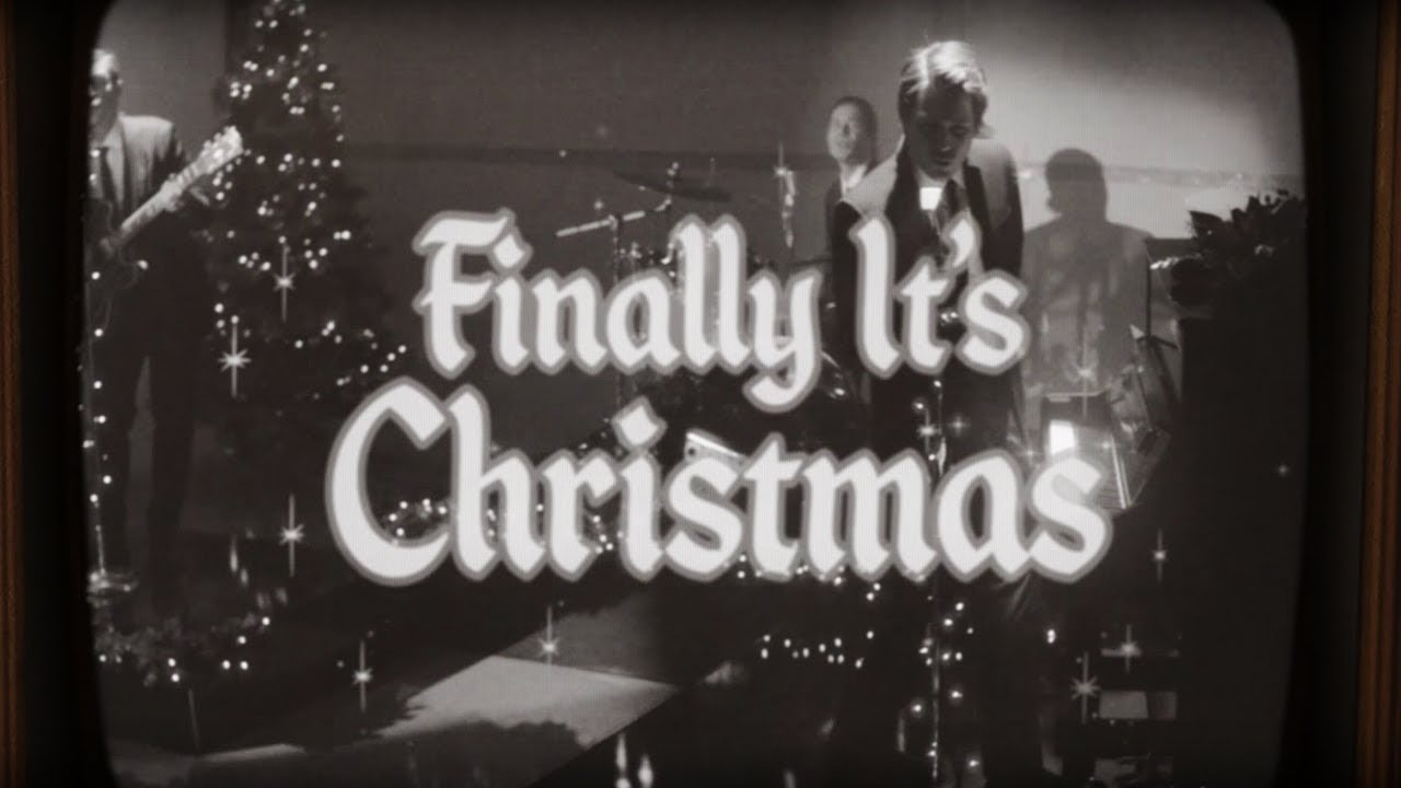 Finally It s Christmas Official Music Video