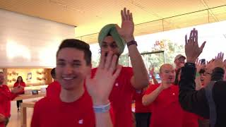 A Tour Of Apple Park's Visitor Center On Opening Day