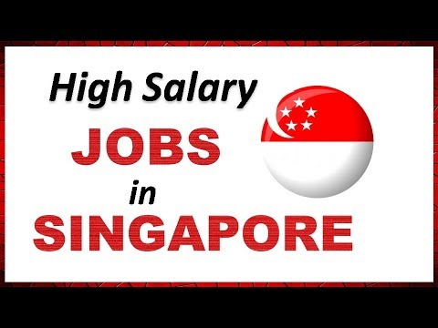 High Salary Jobs Review in Singapore