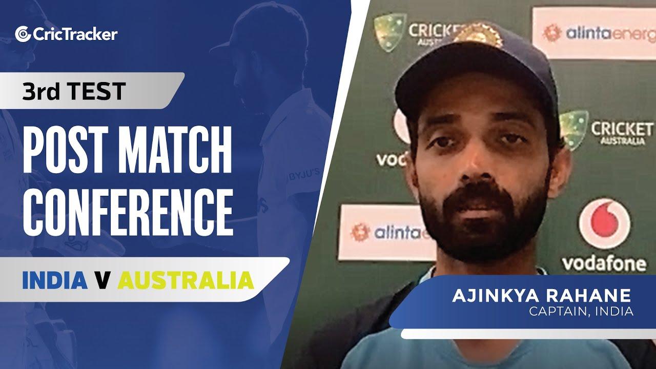 India vs Australia: 'The way they batted showed character,' Ajinkya ...