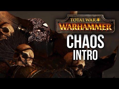 Total War Warhammer - Warriors of Chaos Intro