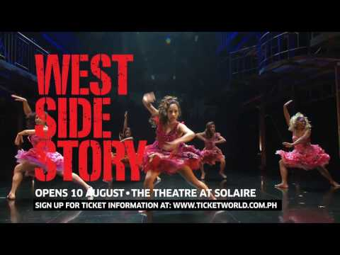 West Side Story Opens 10 August