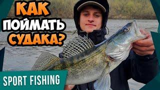 РЕКА ЗАГАДКА Как поймать если не клюет Рыбалка на спиннинг осенью