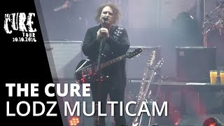The Cure - Charlotte Sometimes * Live in Poland 2016 HQ Multicam