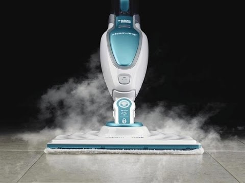 lavapavimenti a vapore black dacker steam mop 17 in 1