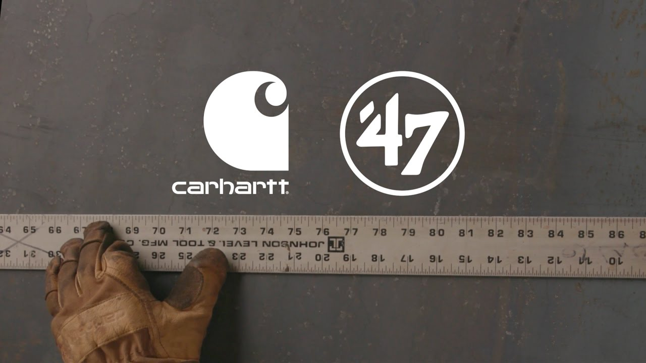 Carhartt and  47 Collaboration  OUTWORK x OUTROOT - YouTube b0b41117977c
