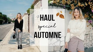 HAUL + LOOKBOOK SPECIAL AUTOMNE !