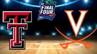 2019 NCAA March Madness: NATIONAL CHAMPIONSHIP: #3 Texas Tech vs #1 Virginia LIVE REACTION!