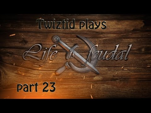 Life is Feudal: Your Own Part 23-Flax, Wool, Silk, Leather and Farming