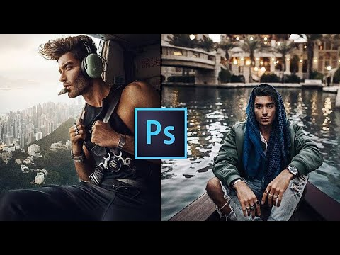 How to edit photo like instagram in photoshop cs5