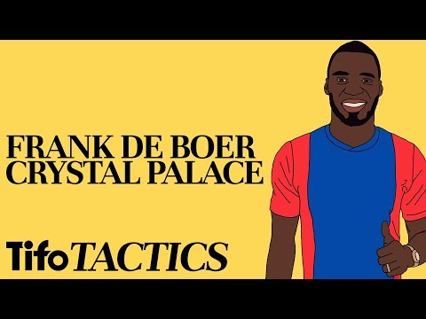 Tactics Explained | Frank de Boer & Crystal Palace