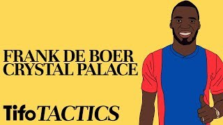 Tactics Explained | Frank de Boer & Crystal Palace