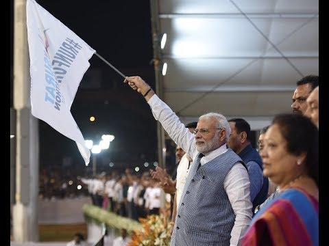 PM Modi to flag off Run for New India Marathon from Surat