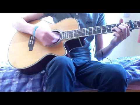 Hopeless Wanderer - Mumford & Sons (Guitar Cover)