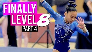 """Gambar cover First Level 8 Gymnastics Meet Beam Routine 