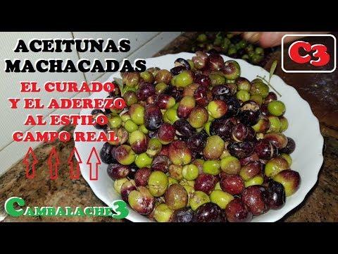 ACEITUNAS MACHACADAS AL