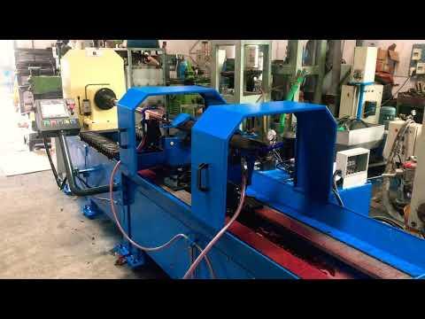 Horizontal Honing Machine 1000mm , mfg by Krishna Machine Tools, Bangalore