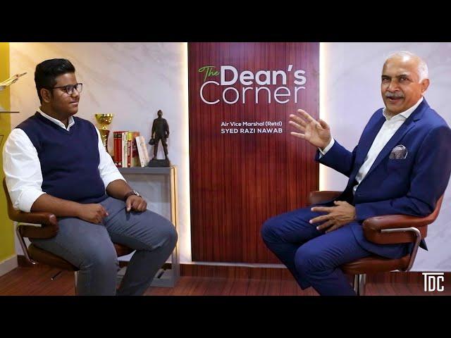 The Dean's Corner - Episode 3 - Excellence has no limits