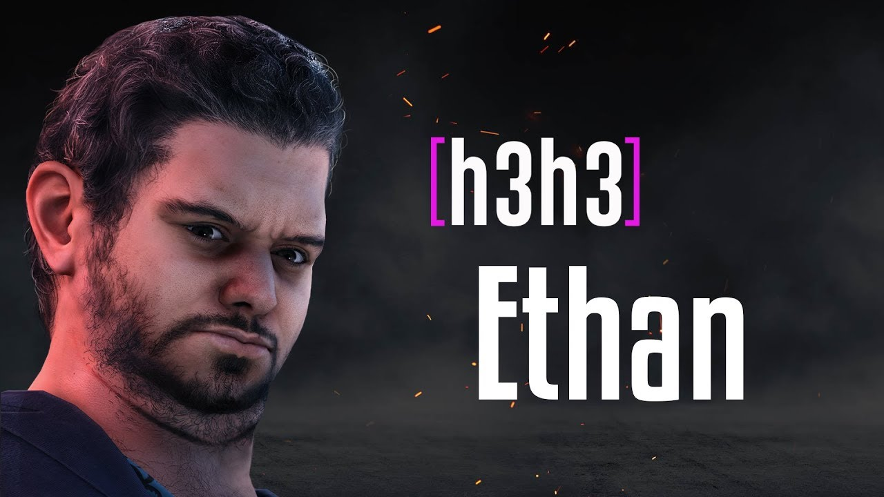Payday 2 H3h3 Ethan Character Showcase