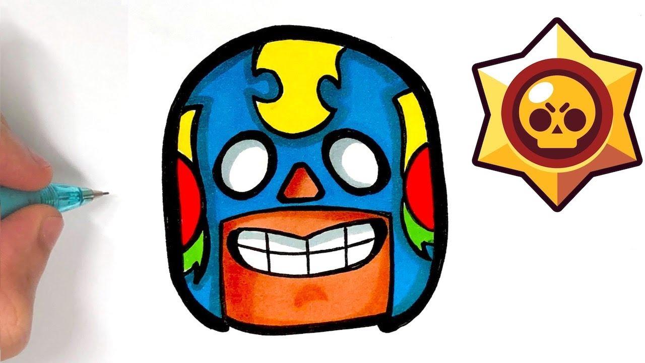 Tuto comment dessiner el costo emoji youtube - Comment dessiner une star ...