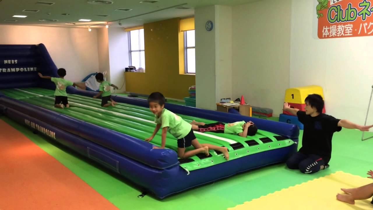 ネイス 教室 クラブ 体操