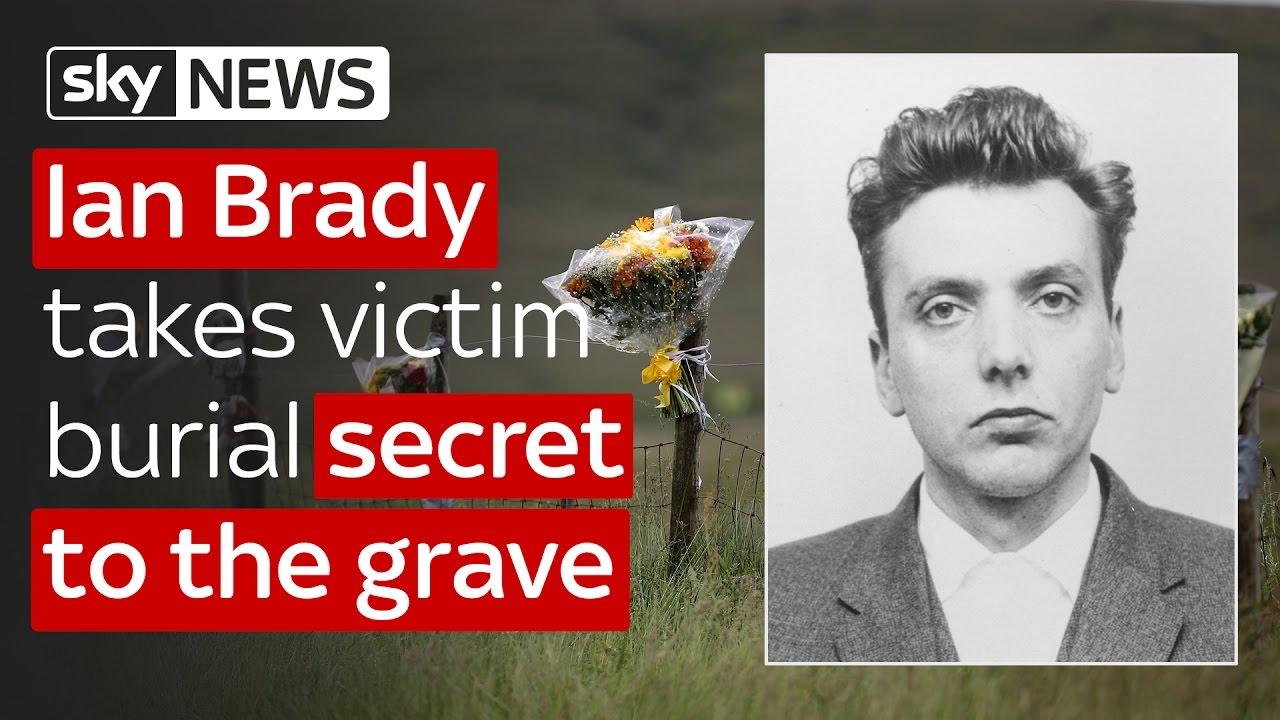 30844565580 Child killer Ian Brady dead aged 79 - YouTube