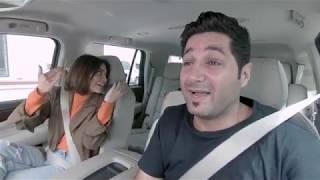 Cadillac X Carpool Karaoke - Karen Wazen