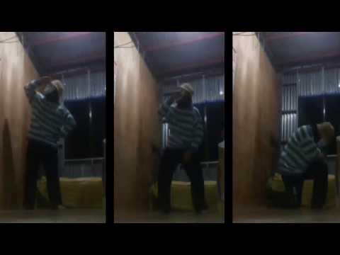 """Jabbawockeez """"Still Feelin it"""" 3 Split Video Fan Dance"""
