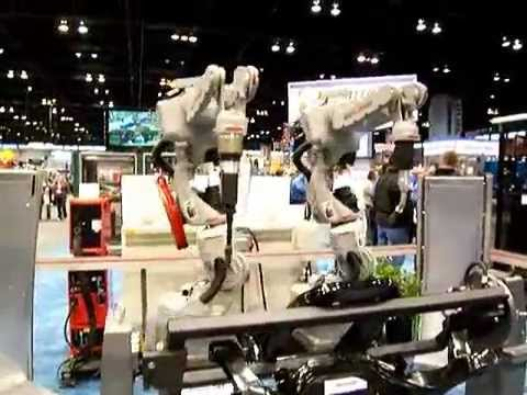 Automated Welding Robots - Will they replace you?