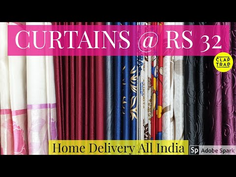 CHEAPEST CURTAINS -All INDIA DELIVERY - MESSAGE ASHISH 9034500006