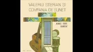 VALERIU STERIAN ȘI COMPANIA DE SUNET -  Nimic fără oameni - full album - 1989